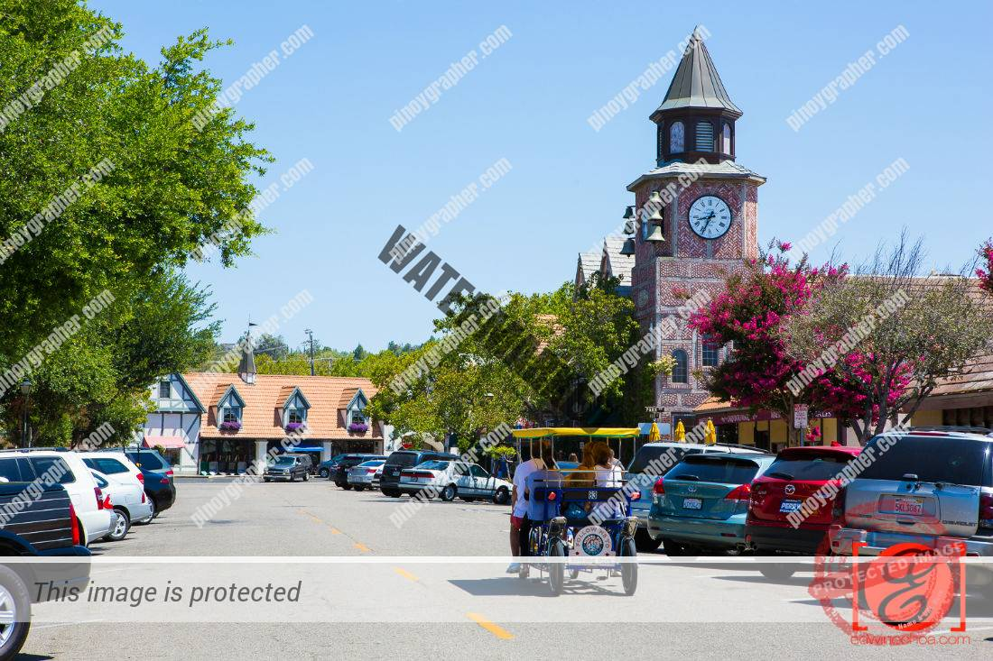 Solvang - Danish Capital of America