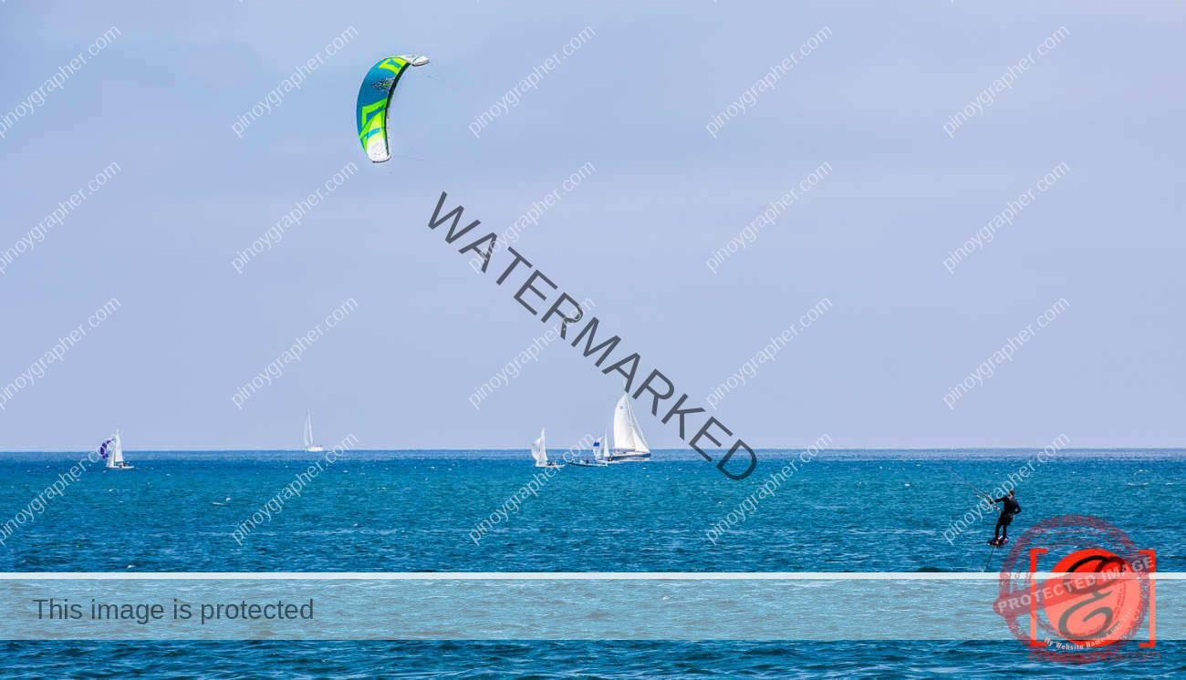Kiteboarding Santa Barbara
