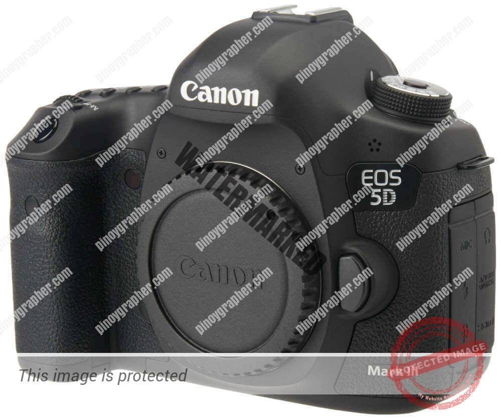 Why I love my Canon 5D Mark III